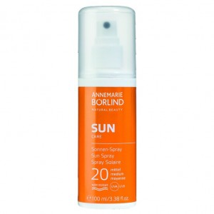 Annemarie Borlind Спрей солнцезащитный SPF-20 (Sun / Care Spray Spf 20) 775 100 мл
