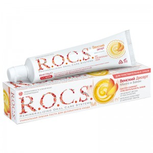 ROCS Зубная паста Манго и банан (Adult / Mango and Banana for sensitive teeth) 470555 74 г