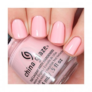 China Glaze Лак для ногтей Это обо мне (Nail Lacquer Last Collection / Pink Of MeBCA Pink Of Me) 81477 14 мл
