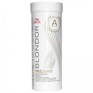 Wella Осветляющая пудра (Blondor Freelights) 816410,0523/99240007481/563572 400 г