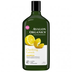 Avalon Organics Шампунь с маслом лимона для увеличения блеска (Hair Care | Lemon Clarifying Shampoo) AV35105 325 мл