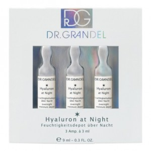 Dr.Grandel Концентрат Депо гиалуроновой кислоты (SPA Collection / Hyaluron At Night) 41147 3*3 мл