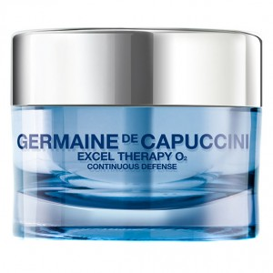 Germaine de Capuccini Крем восстанавливающий для лица (Excel Therapy O2 / Continuous Defense Essential Youthfulness Cream) 81104 50 мл