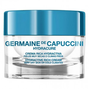 Germaine de Capuccini Крем для очень сухой кожи (HydraCure Line / Rich Cream Very Dry Skin) 81033 50 мл
