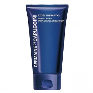 Germaine de Capuccini Скраб-пенка для лица 365 (Excel Therapy O2 / Soft Scrub Tube) 81109 150 мл