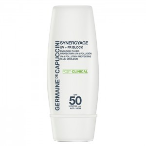 Germaine de Capuccini Эмульсия высокой защиты SPF-50 (Synergyage / UV + FR Block Emulsion) 81101 30 мл