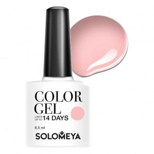 Solomeya Archh  Гель-лак SCG_020 Чайная роза (Гель-лаки ColorGel / Tea Rose) 08-1661 8,5 мл