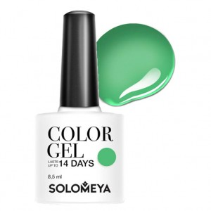 Solomeya Archh  Гель-лак SCG_040 Природная зелень (Гель-лаки ColorGel / Natural Green) 08-1666 8,5 мл
