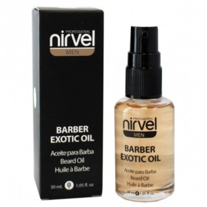 Nirvel Масло для бороды и усов (Barber / Exotic Oil) 6636 30 мл