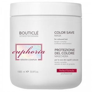 Bouticle Маска для окрашенных волос (Color Care / Save Mask Keratin&Protein Complex) 8022033104656 1000 мл