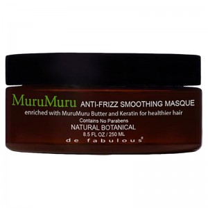 Amazon Series Кератиновая маска МуруМуру (MuruMuru | Anti-Frizz Smoothing Masque) MUR3 250 мл