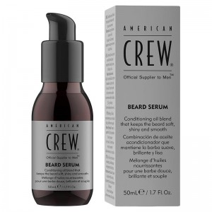 American Crew Сыворотка для бороды (Shaving Scincare and Beard / Beard Serum) 7240169000 50 мл