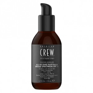 American Crew Увлажняющий бальзам для лица (Shaving Scincare and Beard / All In One Face Balm) 7222203000 170 мл
