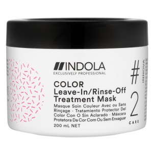 Indola Маска для окрашенных волос (Color / Leave-In Rinse-Off Treatment) 2256622 200 мл