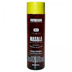 ProtoKeratin Шампунь (Protofresh | Masala Energy Shampoo) ПК400 250 мл