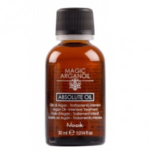 Nook Масло для волос Магия Арганы Абсолют (Magic Arganoil / Absolute Oil) 525-1 30 мл