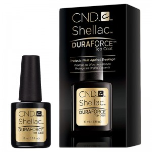 CND Верхнее покрытие (Shellac / Duraforce Top Coat) 91422 15 мл