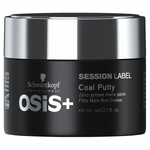 Schwarzkopf Матирующая глина (Osis Session Label / Coal Putty) 2144900 65 мл
