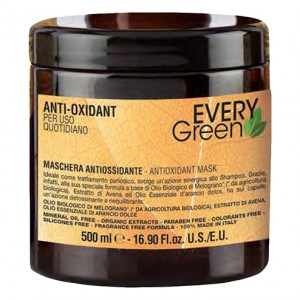 Dikson Маска Антиоксидант (EveryGreen / Anti-Oxidant Mashera Antiossidante) 5237 500 мл