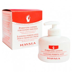 Mavala Дезинфицирующий лосьон для рук и ног (Hand Care | Disinfectant Lotion For Hands And Feet) 07-210 225 мл