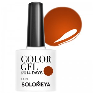 Solomeya Archh  Гель-лак 119 Острый чили (ColorGel / Hot Chili) 08-1737 8,5 мл