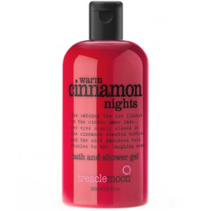 Treaclemoon Гель для душа Пряная Корица (Bath&Shower Gel / Warm Cinnamon Nights) 21-0003 500 мл