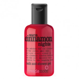 Treaclemoon Гель для душа Пряная Корица (Bath&Shower Gel / Warm Cinnamon Nights) 21-0009 60 мл