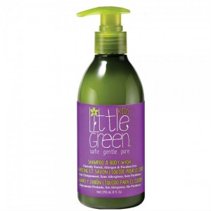 Little Green Шампунь и гель для тела Без слез (Kids / Shampoo & Body Wash) LGKS8 240 мл