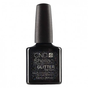CND Верхнее покрытие с микроблёстками (Shellac | Glitter Top Coat) 91732 7,3 мл