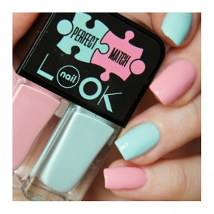 NailLook Лак для ногтей (Perfect Match | Holy&Jolly,) 31921 2*3 мл