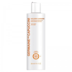 Germaine de Capuccini Защитное увлажняющее молочко SPF-50 (Golden Caresse / Moisturising Sun Milk) 81682 300 мл