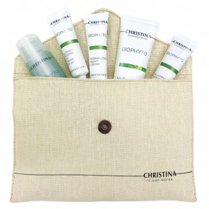 Christina Дорожный набор (Bio Phyto | Travel kit) CHR537 60+50+15+15+15 мл