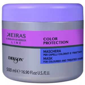 Dikson Маска для окрашенных волос (Keiras Urban Barrer Line / Mask For Coloured And Treated Hair) 1412 500 мл