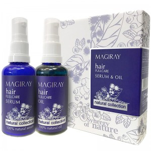 Magiray Набор Уход для волос: серум+масло (Natural Collection / Hair Full Care) 50+50 мл