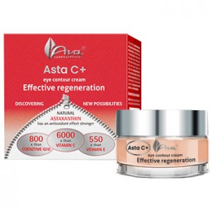 AVA Laboratorium Крем восстанавливающий для глаз (Asta C+ | Effective Regeneration Eye Cream) 5614 15 мл