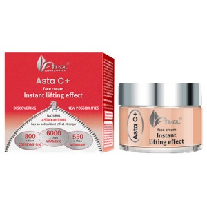 AVA Laboratorium Крем с лифтинг-эфектом (Asta C+ / Instant Lifting Effect Face Cream) 5591 50 мл