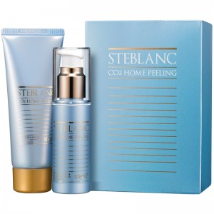 Steblanc Двухфазный пилинг для лица (Aqua | CO2 Home Peeling) 4101ST 50+50 мл